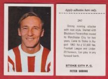 Stoke City Peter Dobing 247